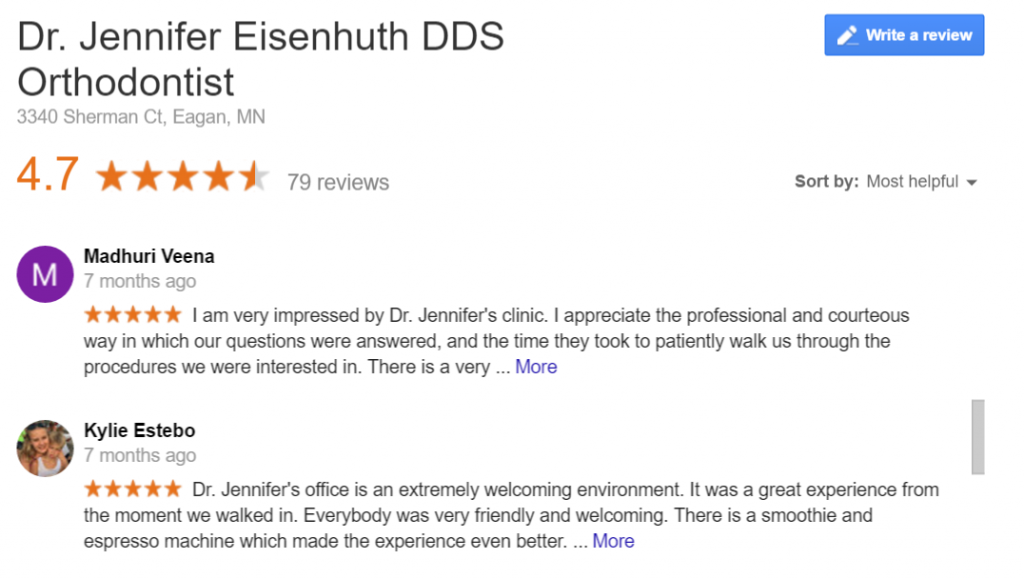 MN Orthodontic Review